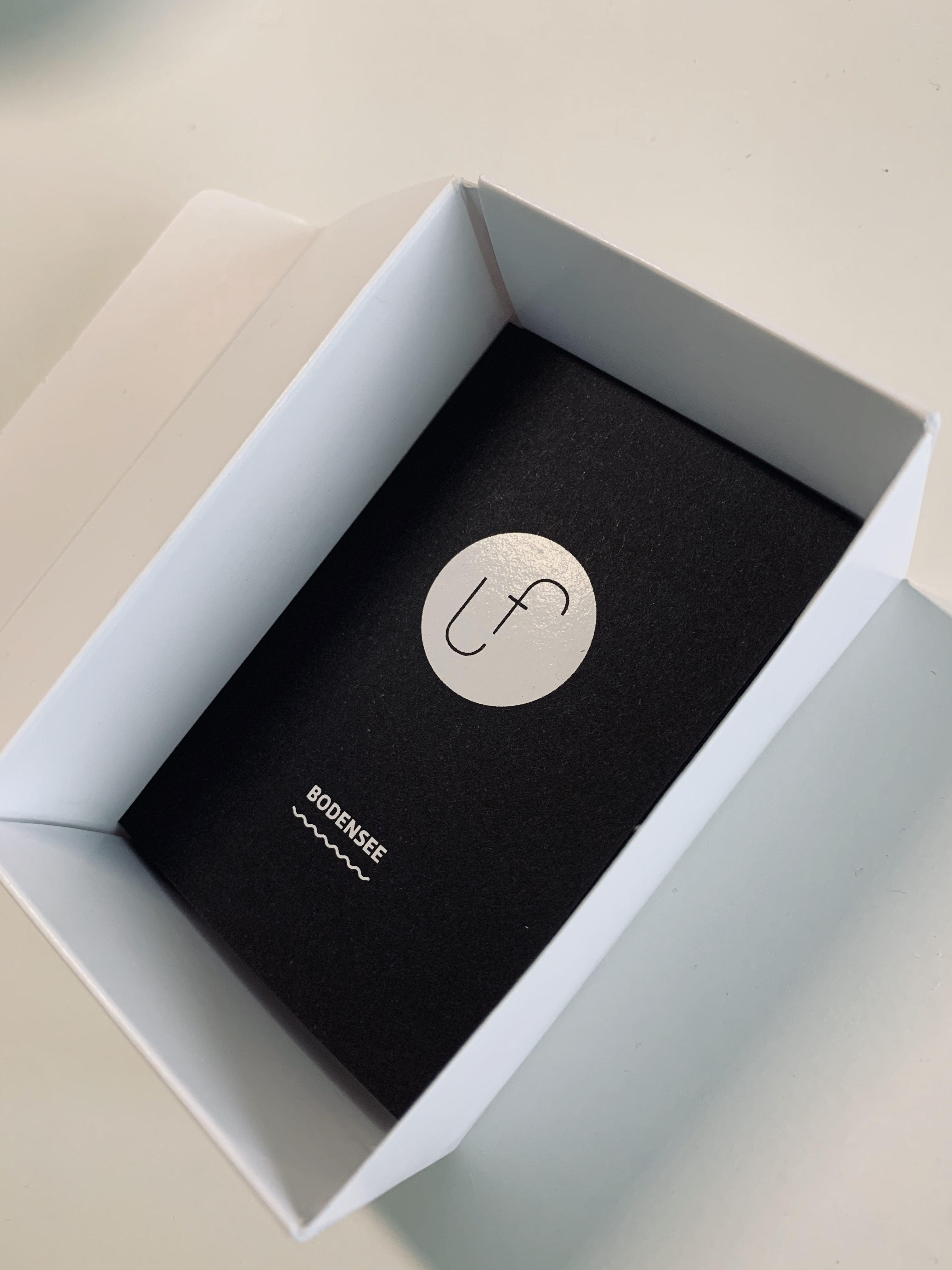 """Unboxing Visitenkarten von """"Die Papierveredler"""""""